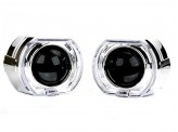 Линза для фар BMW LED ANGLE EYES 3